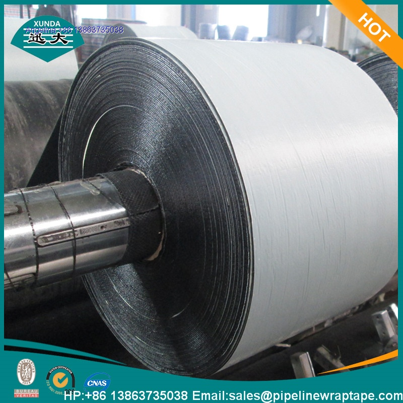 PVC bitumen tape for pipeline