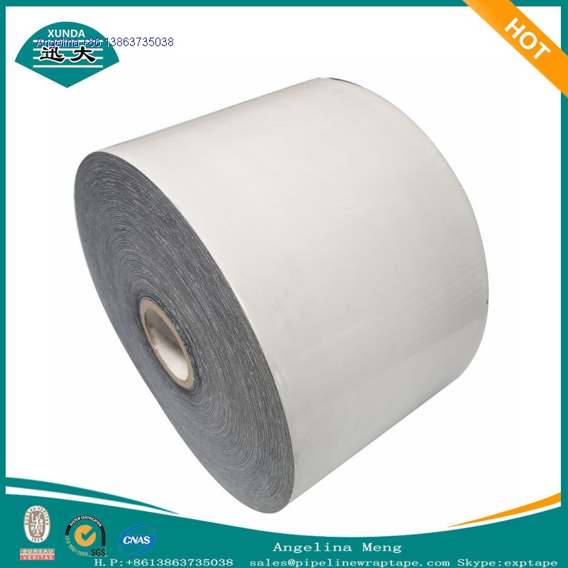 20 mils PE corroion protection wrapping tape