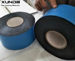 Marine tape for cement pipe or joints