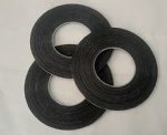 Hollow glass butyl rubber sealant tape