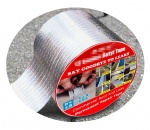 butyl rubber aluminium foil tape for sealing and stopleak