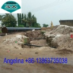 Sell wrapping materials for underground pipe