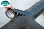 Gas pipe wrapping tape