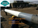 COATING & WRAPPING OF UNDERGROUND PIPING